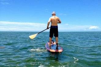 Three Brothers Boards On the Ocean