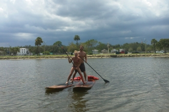 Three Brothers Boards Lake SUP