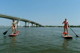 Three Brothers Boards Bridge