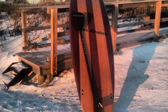 Three Brothers Boards Best Wood SUP