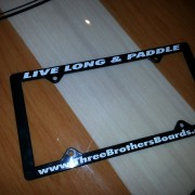 Three Brothers Boards Live Long & Paddle