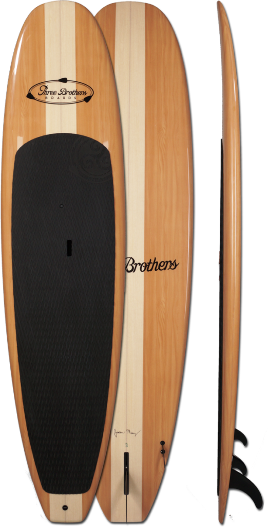 Alley Designs Stand Up Paddle Boards : Blondie three brothers boards