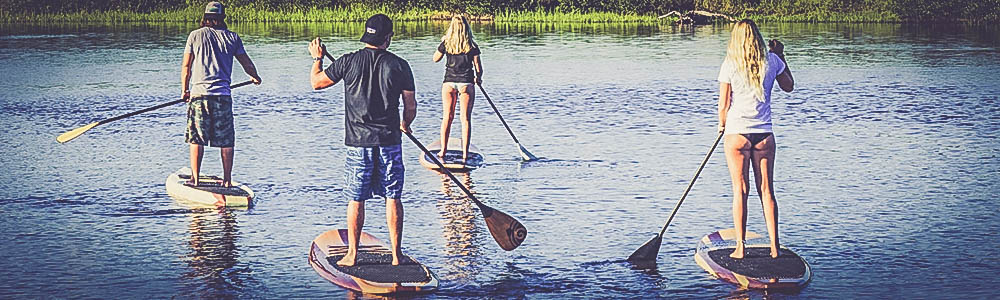 Three Brothers Boards Paddle Board Tours