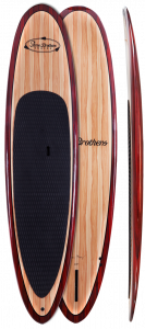 "10'6"" Red Rail Paddle Board"
