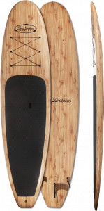 12' 6″ One Wood Paddle Board